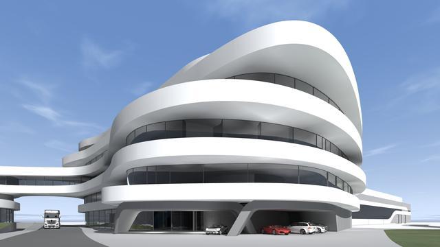 BHS Corrugated Neubau