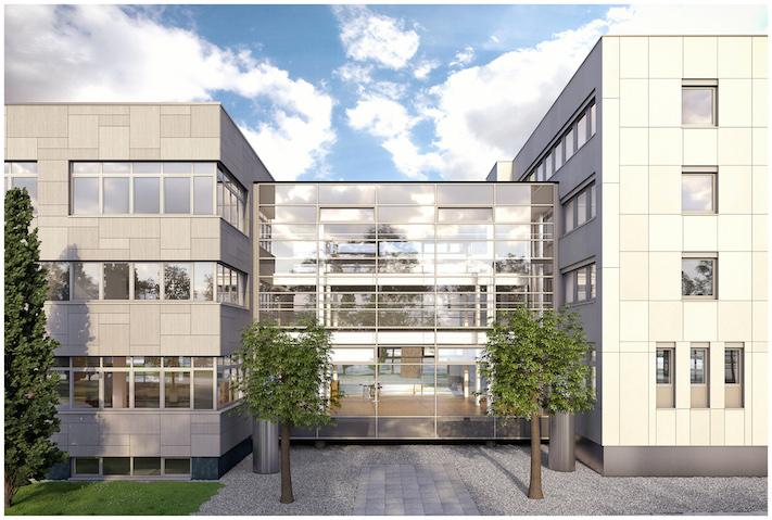 Der Neue Tag – Verlagsgebäude