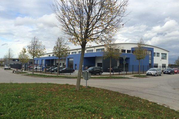Erich-Schnauder-gmbH-Firmengebäude-Außenansicht