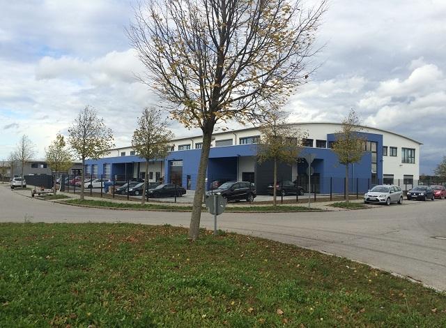 Erich Schnauder GmbH Neubau Firmengebäude