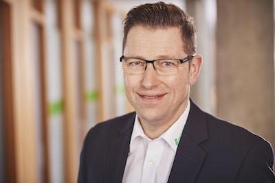 Portraitbild vom Geschäftsführer Jürgen Brunner