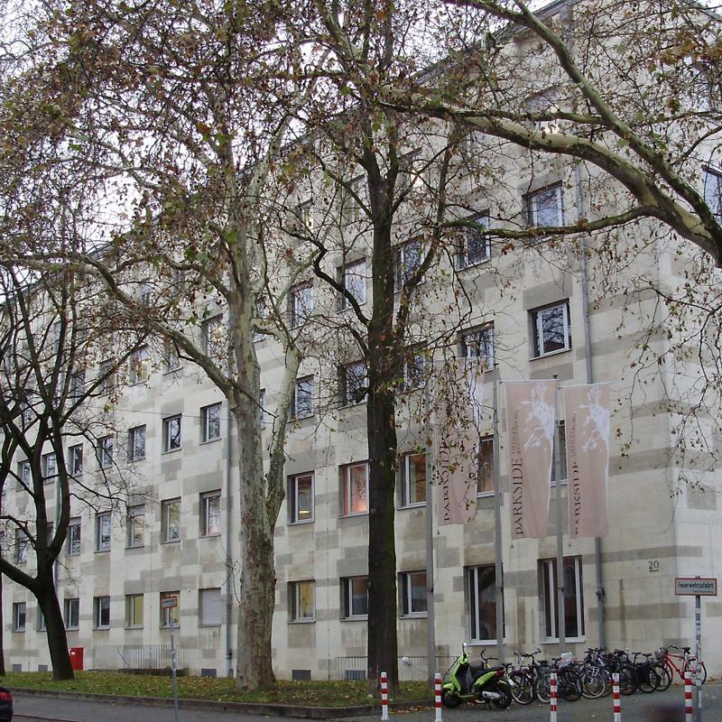 Parkside Regensburg Sanierung