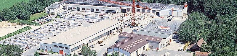 Ketonia Weiden Firmengelände Ansicht aus der Luft