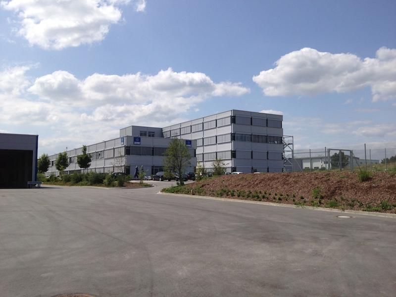 Zitec Bürogebäude Neubau