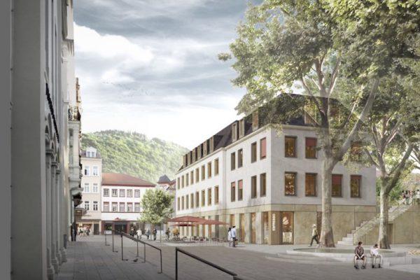 Ansicht NGH Heidelberg Neubau