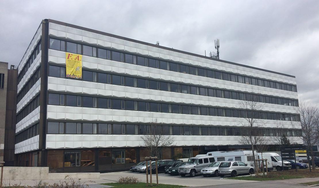 Außenansicht Synlab Umweltlabor Fellbach