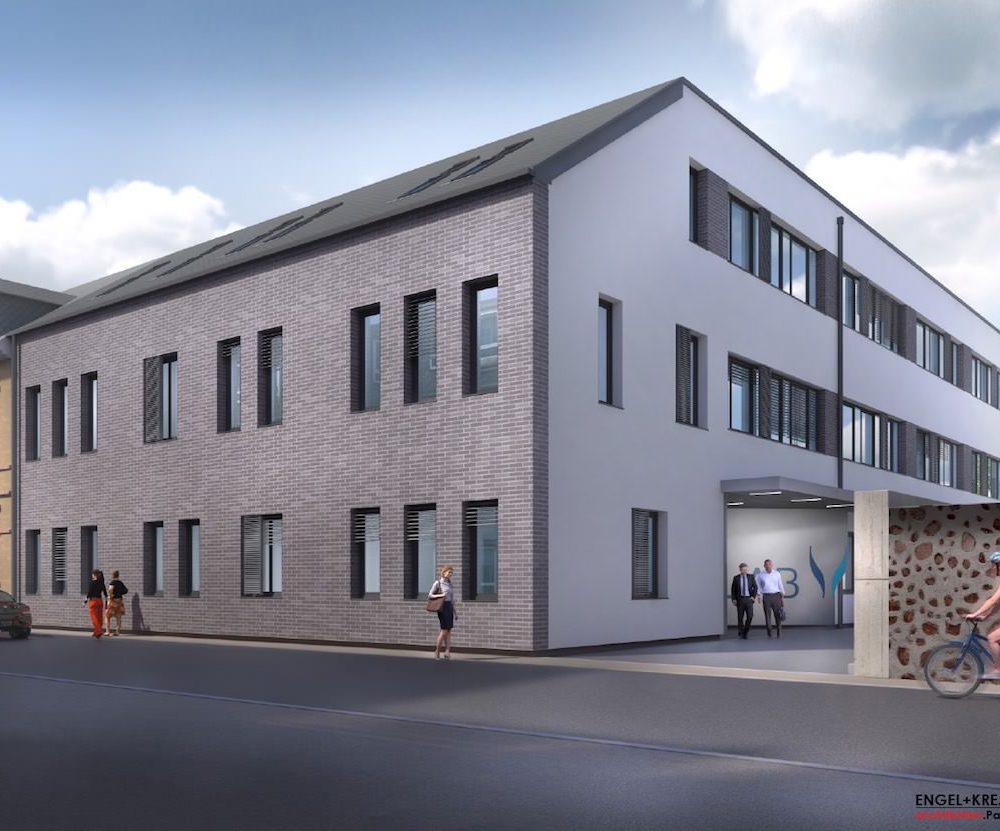 Neubau Labor Trier