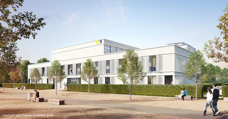 Wilhelm-Löhe-Hochschule Fürth – Neubau