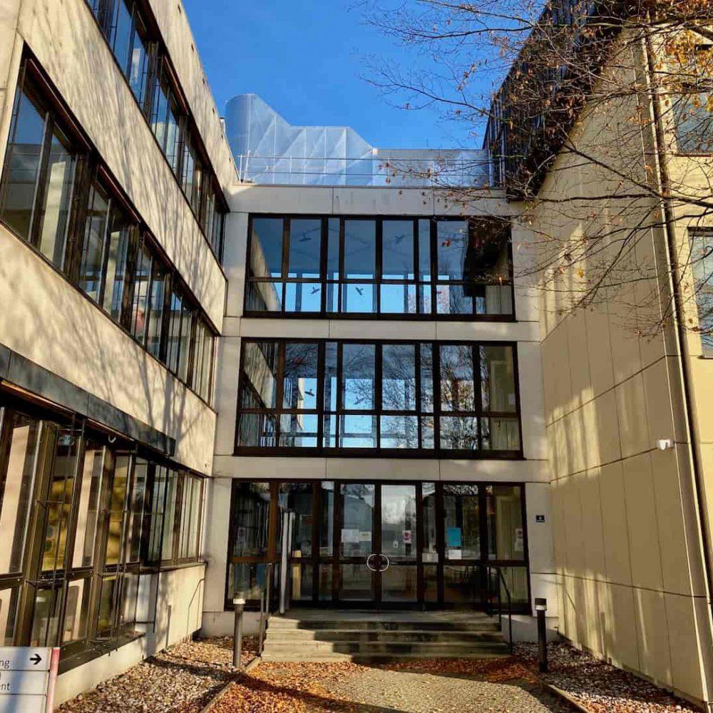 BSZ Berufsschulzentrum Wiesau – Sanierung