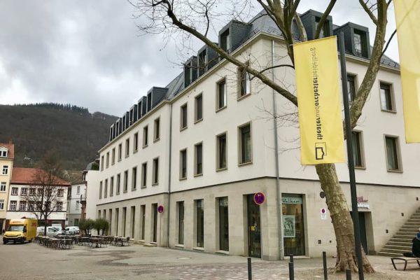 NGH Wormser Hof Heidelberg – Neubau
