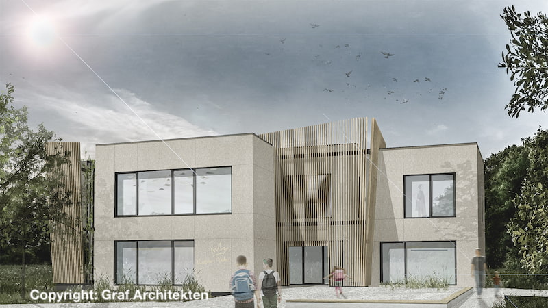 Kinderhort Ezelsdorf – Neubau